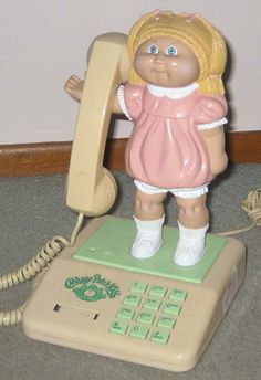 Cabbage Patch #telephone