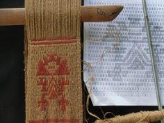 50 Inkle Loom, Loom Weaving, Tablet Weaving, Techno, Reusable Tote Bags, Crafts, Textiles, Artists, Weaving