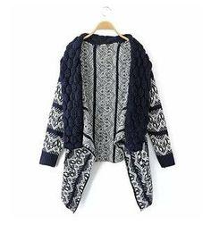2017 Autumn and Winter Cardigan Fashion Women Sweater Women Big Casual Knitting Sweater Women