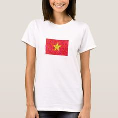 Shop Grenada flag Van Gogh style T-Shirt created by Personalize it with photos & text or purchase as is!