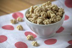 Peanut Butter Frozen Yogurt Drops