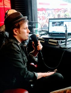 Patrick being perfect and all