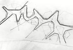 #sketch #concept #design #landscape #architecture  Doruk G. Özkan