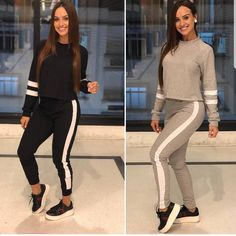 Swans Style is the top online fashion store for women. Sports Bra Outfit, Sport Outfits, Trendy Outfits, Girl Outfits, Cute Outfits, Fashion Outfits, Womens Fashion, Western Dresses, Western Outfits