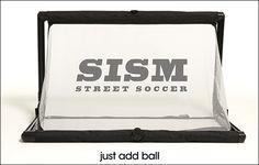 SISM Bazooka Goal: Pop Up Goal