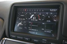 Nissan GT-R Tech