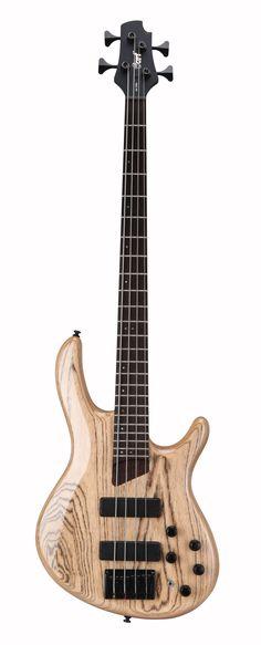 Cort Artisan Series 20th anniversary bass guitar