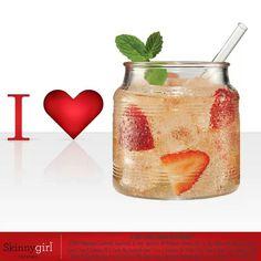 Skinny Girl Strawberry Sweetheart recipe