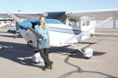 """""""On Wings of Care"""" transports rescued animals by plane"""