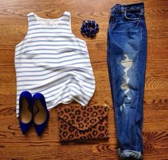 This EBay seller finds the Best of style and Fashion Trends, very unique pieces at a very affordable prices. Blogger and celebrity styles.It's worth the time to stop by. Fashionclosset10 Boyfriend Jeans, Size 9S, Fashion Style, Medium Wash, Street Style.