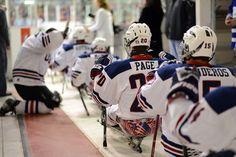 Ice Warriors - USA Sled Hockey   KPBS