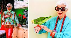 Interview with style maven Iris Apfel