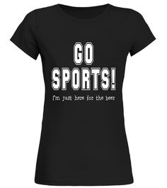 "# Go Sports I'm Just Here for the Beer Football Party T-Shirt .  Special Offer, not available in shops      Comes in a variety of styles and colours      Buy yours now before it is too late!      Secured payment via Visa / Mastercard / Amex / PayPal      How to place an order            Choose the model from the drop-down menu      Click on ""Buy it now""      Choose the size and the quantity      Add your delivery address and bank details      And that's it!      Tags: This anti sports tee…"