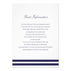 ShoppingNautical Navy Wedding Insert Invitelowest price for you. In addition you can compare price with another store and read helpful reviews. Buy