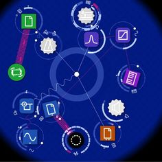 Reactable mobile - #music #reactable #interface #ipad by llimuji, via Flickr