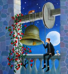"""The Bell of Compassionate Heart"" - Iwona Lifsches"