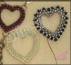 Tuto ! cœur en perles
