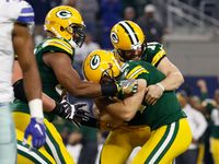 The Packers are back in the NFC title game. Mason Crosby's last-second 51-yard field goal sent Green Bay past the Cowboys, 34-31, in Saturdays Divisional Round matchup.1/15/17