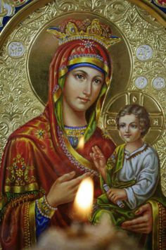Religious Pictures, Religious Icons, Religious Art, Blessed Mother Mary, Blessed Virgin Mary, Jesus Christ Images, Queen Of Heaven, Mama Mary, Sainte Marie