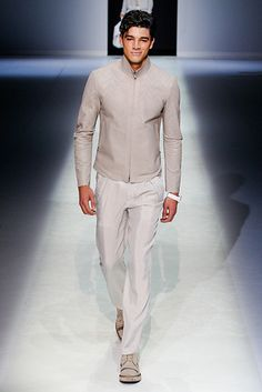 21 Hot Models From The Menswear Catwalks