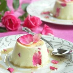 cottas strawberry yogurt mousse saffron yogurt mousse 3 saffron yogurt ...