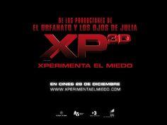 """http://estudiodarma.com.ar/trabajos.php?categoria=animacion&id=37  XP3D - Xperimenta el Miedo  Animación de cierre del trailer de la película española """"Experimenta el Miedo - XP3D""""."""
