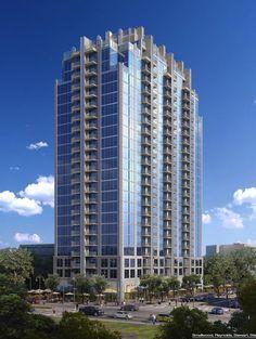 Skyhouse Houston apartment/ condos.
