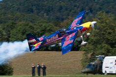 Go to a Red Bull Air Race
