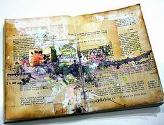 ART-JOURNAL, EVERYTHING BLOOM