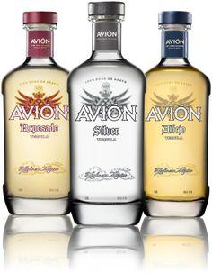 Avion Tequilas