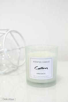 Dekottaa, kynttilä H&M