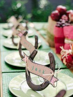 12 idées canons de marque-places pour un mariage