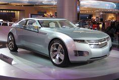 2007 Chevy Volt Convcept