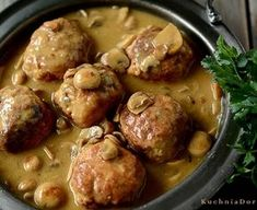 Polish Recipes, Polish Food, Slow Cooker, Food And Drink, Pork, Chicken, Meat, Cooking, Ethnic Recipes