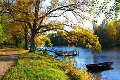 River Kymi, Kotka Finland