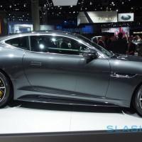 We need to talk about the 2016 Jaguar F-TYPE - SlashGear Site Information, Glass Beer Mugs, Jaguar F Type, Olympus Digital Camera, Beer Glassware