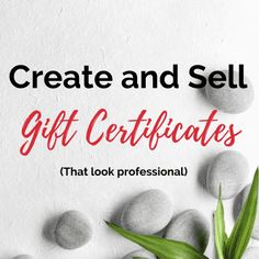 Make more money   Smart Start Consulting Make More Money, How To Make, Gift Certificates, Massage Therapy, Salons, Spa, Business, Gifts, Things To Sell