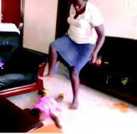 Do you know this woman? She tried to kill her employers 4 month old baby after stealing from her