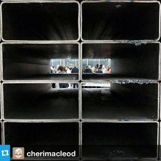 Our #QF photo of the day was taken by @Cheri MacLeod at #Mathaf. صورتنا اليوم على إنستقرام تم تصويرها في #متحف: المتحف العربي للفن الحديث وهي...