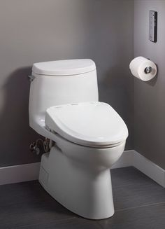 """The Japanese toilet is said to be about """"comfort, health, functionality,"""" but in America, the washlet with its bidet has not widely caught on."""