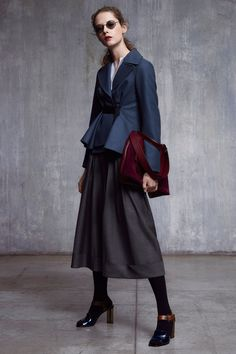 Jil Sander Navy Fall 2017 Ready-to-Wear Collection Photos - Vogue