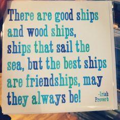 friendships :)