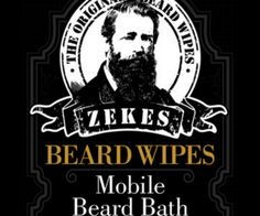 If you're going to do it, do it well!  Show off a softer, cleaner beard with a FREE sample of Zekes Beard Wipes.