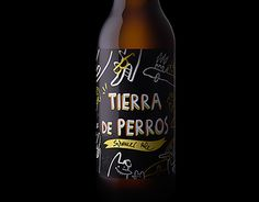 "Check out new work on my @Behance portfolio: ""local beer brand ""tierra de perros"""" http://be.net/gallery/35645149/local-beer-brand-tierra-de-perros"