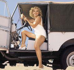 Marilyn M... 1957 Long Island