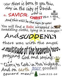 journeyofaith7 christmas bible