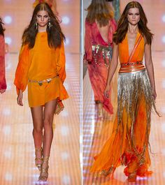 Versace Spring/Summer 2013 #Fashion #Versace