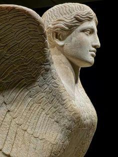 Sphinx: British Museum
