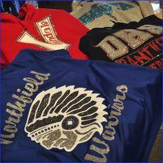 Yipes custom made hoodies #Cheer #Dance #Athletic #YipesOnline #Apparel #Custom #Bling