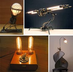 Steampunk Styling: Victorian Retrofuturism at Home | Urbanist